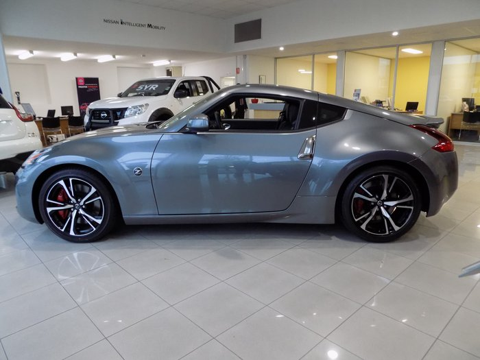 2019 Nissan 370Z Z34 MY18 Grey