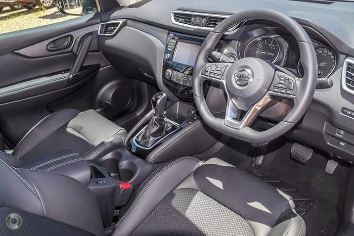 2019 Nissan QASHQAI ST-L J11 Series 2 White