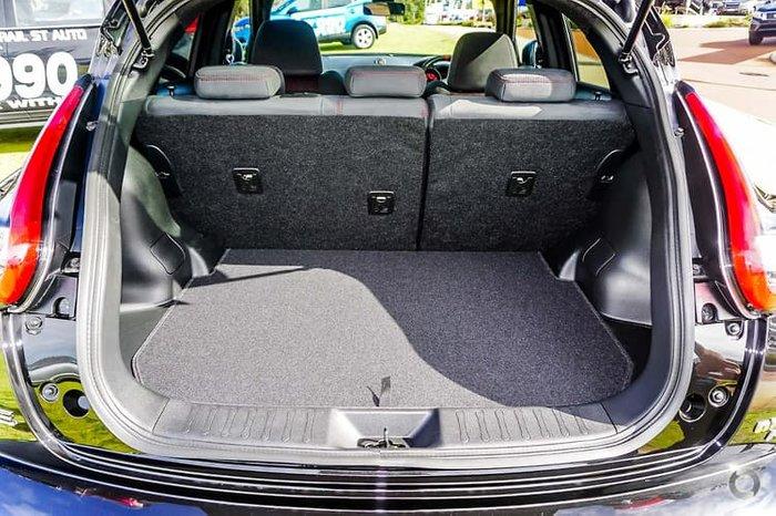 2018 Nissan JUKE NISMO RS F15 MY18 4X4 On Demand Black