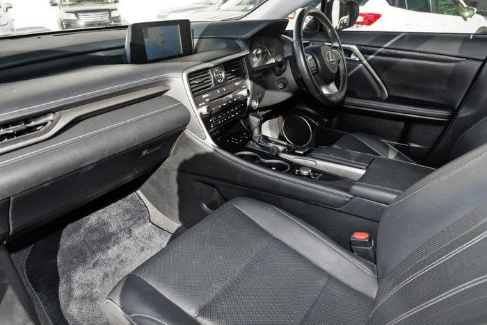 2017 Lexus RX350 Luxury GGL25R 4X4 On Demand White