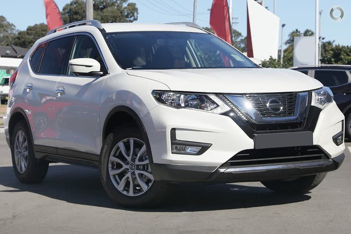 2018 Nissan X-TRAIL ST-L T32 Series II White
