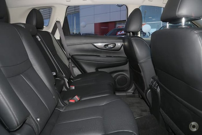 2018 Nissan X-TRAIL ST-L T32 Series II White