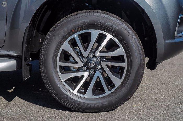 2019 Nissan Navara ST-X D23 Series 4 Silver