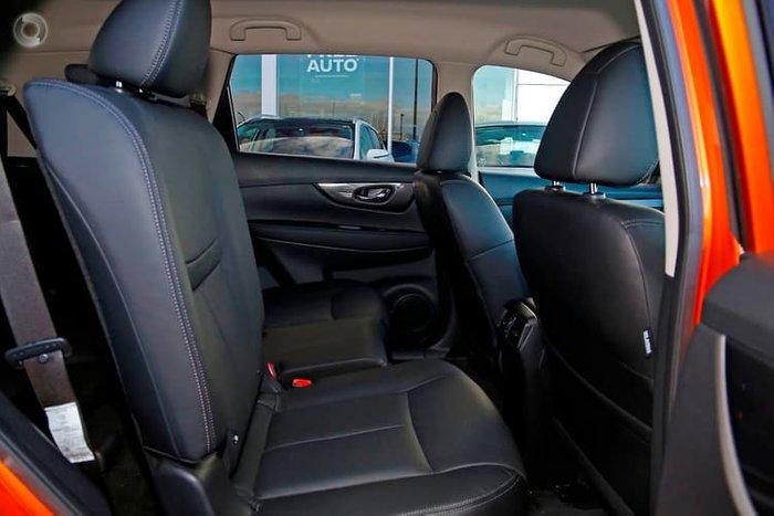 2019 Nissan X-TRAIL ST-L T32 Series II Bronze