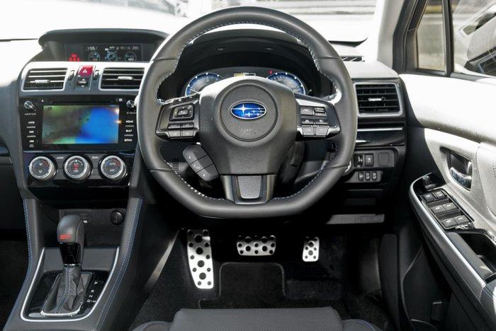 2018 Subaru Levorg 1.6 GT Premium V1 MY18 Four Wheel Drive Grey