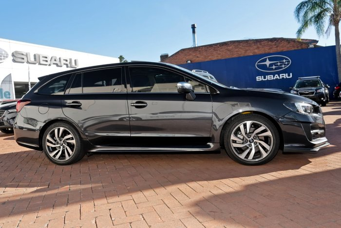 2018 Subaru Levorg 1.6 GT Premium V1 MY18 Four Wheel Drive Grey