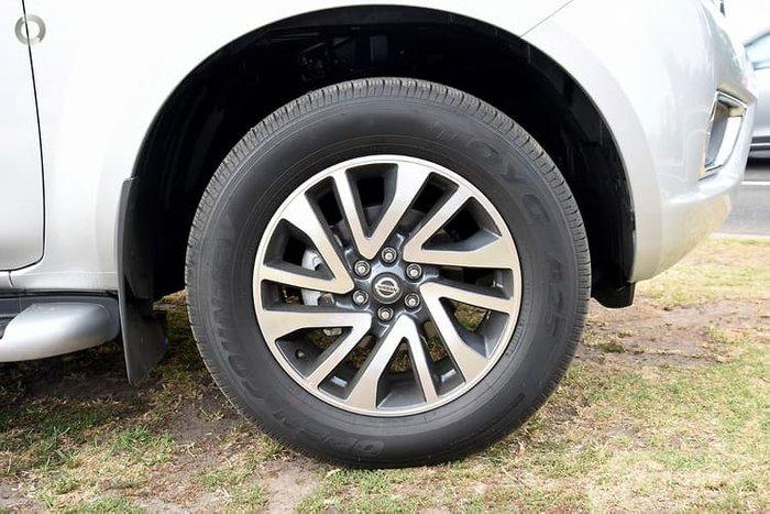2019 Nissan Navara ST-X D23 Series 3 Silver