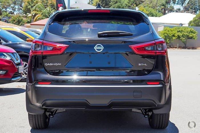 2019 Nissan QASHQAI ST-L J11 Series 2 Black