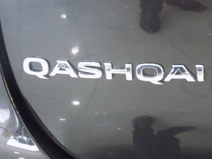 2018 Nissan QASHQAI ST J11 Series 2 Black