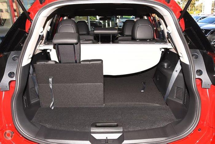 2019 Nissan X-TRAIL ST-L T32 Series II Red