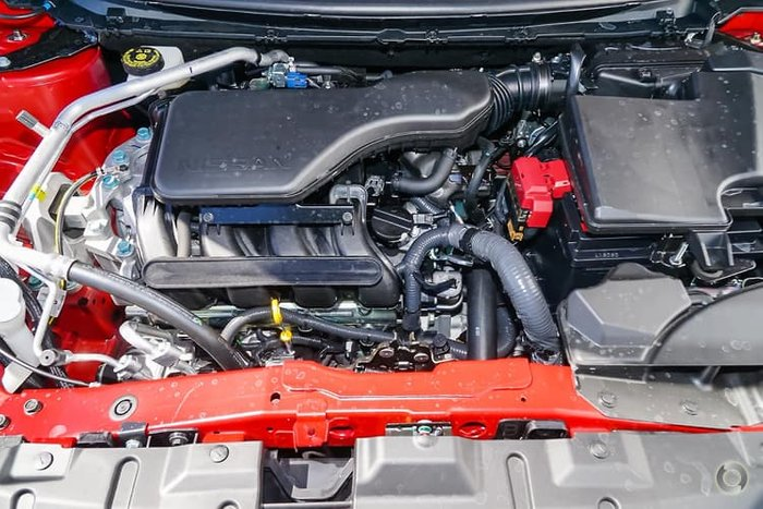 2018 Nissan QASHQAI ST J11 Series 2 Red