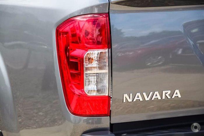 2019 Nissan Navara ST D23 Series 3 Grey