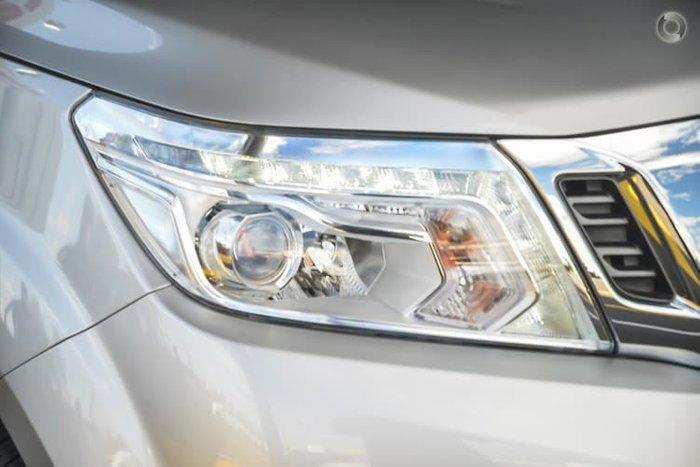 2019 Nissan Navara ST D23 Series 3 Silver