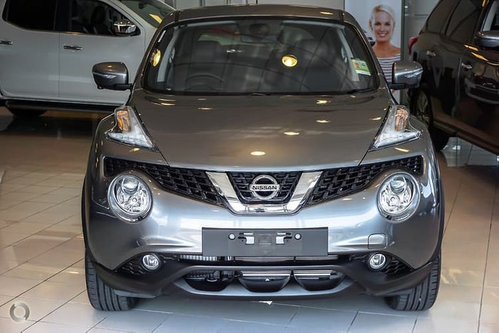 2018 Nissan JUKE Ti-S F15 Series 2 4X4 On Demand Grey