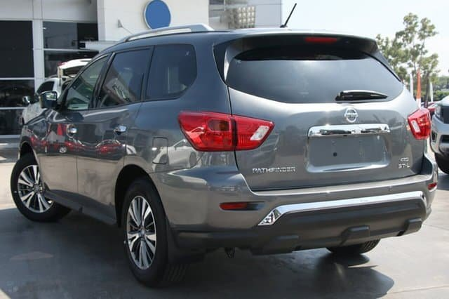 2019 Nissan Pathfinder ST-L R52 Series III MY19 Grey
