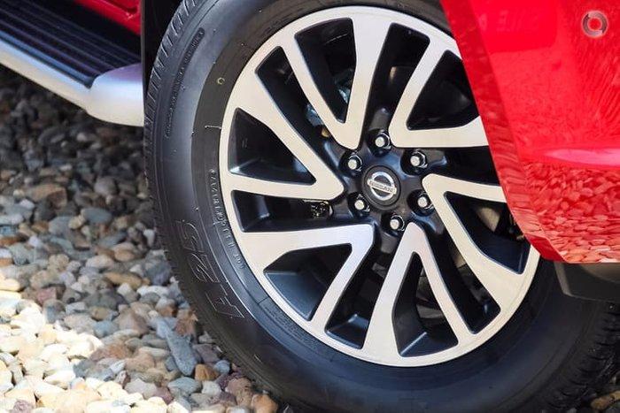 2019 Nissan Navara ST-X D23 Series 3 4X4 Dual Range Red