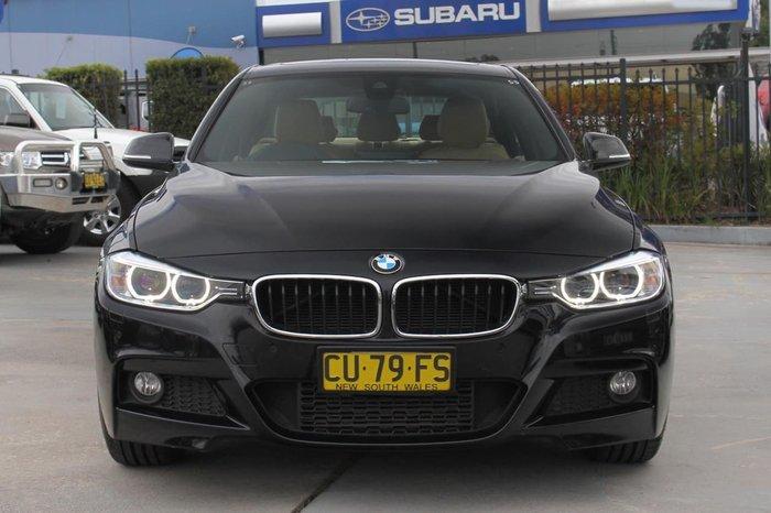 2014 BMW 328i Sport Line F30 Black