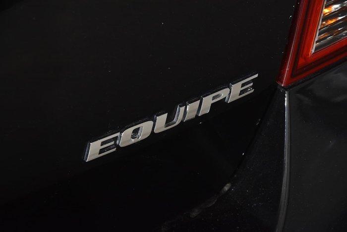 2015 Holden Cruze Equipe JH Series II MY15 Black