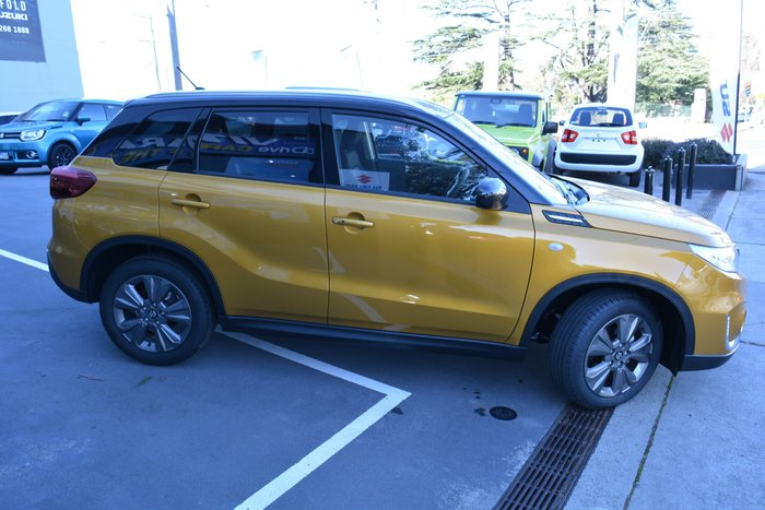 2019 Suzuki Vitara LY Series II Yellow