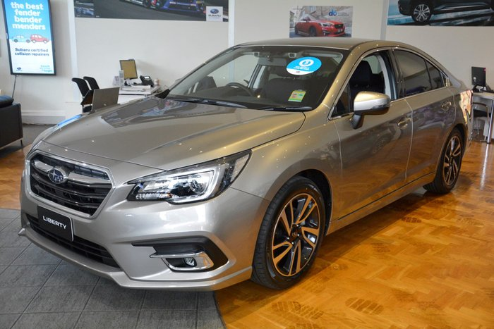 2018 Subaru Liberty 2.5i 6GEN MY19 Four Wheel Drive null