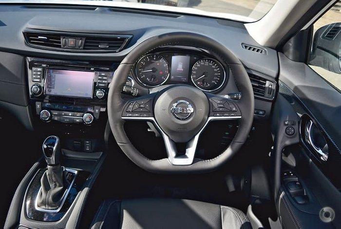 2019 Nissan X-TRAIL Ti T32 Series II 4X4 On Demand White