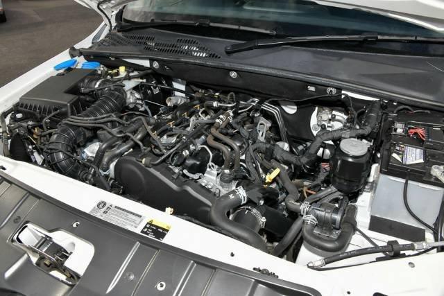 2015 Volkswagen Amarok TDI420 Highline 2H MY16 4X4 Constant CANDY WHITE