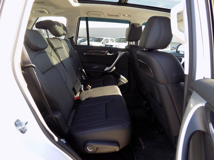 2019 Haval H9 Ultra MY19 Four Wheel Drive White