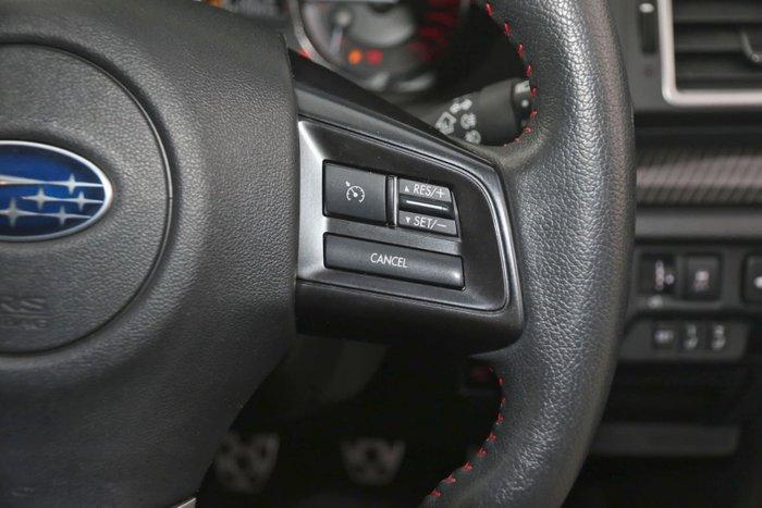 2016 Subaru WRX Premium V1 MY17 Four Wheel Drive Blue