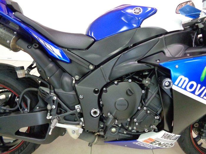 2012 YAMAHA YZF-R1 Blue