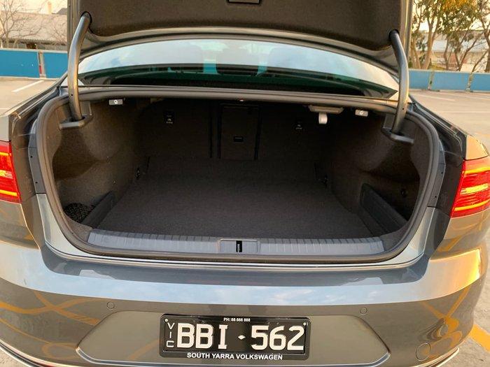 2016 Volkswagen Passat 206TSI R-Line B8 MY17 Four Wheel Drive Grey