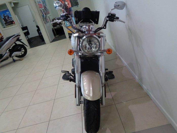 2009 Kawasaki VULCAN 1700 CLASSIC (VN1700) White