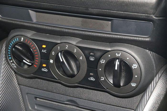 2015 Mazda 2 Neo DJ Series Silver