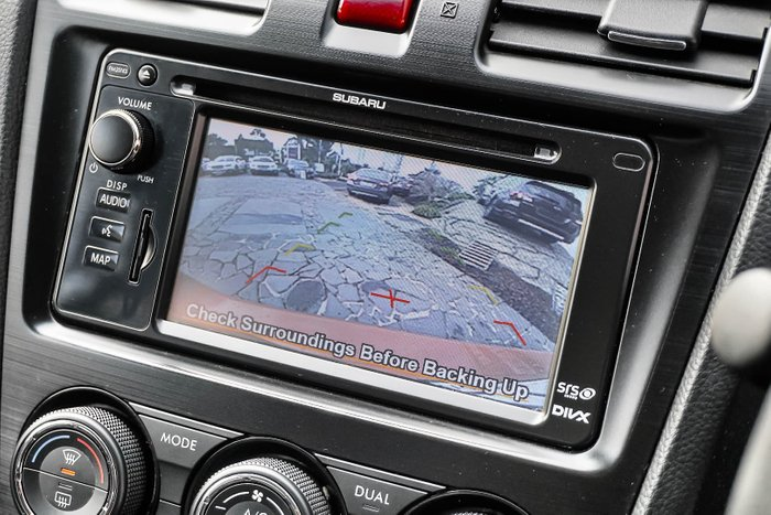 2012 Subaru XV 2.0i-S G4X MY12 Four Wheel Drive Orange