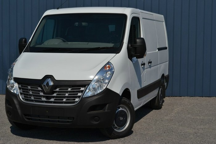 2018 Renault Master LOW ROOF SHORT WHEEL X62 MINERAL WHITE