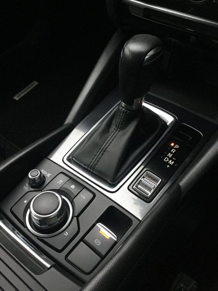 2014 Mazda 6 Touring GJ Series 2 Red
