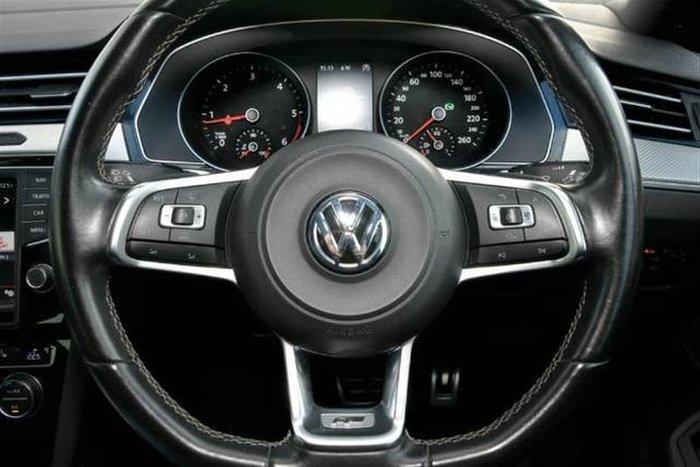 2015 Volkswagen Passat 140TDI Highline B8 MY16 Grey