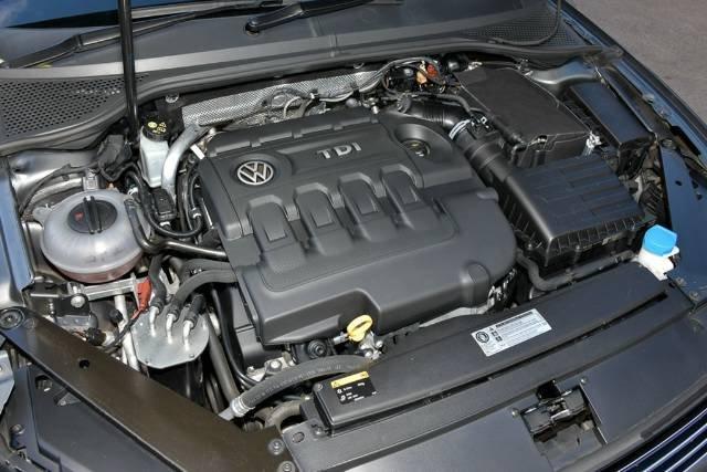 2015 Volkswagen Passat 140TDI Highline B8 MY16 INDIUM GREY