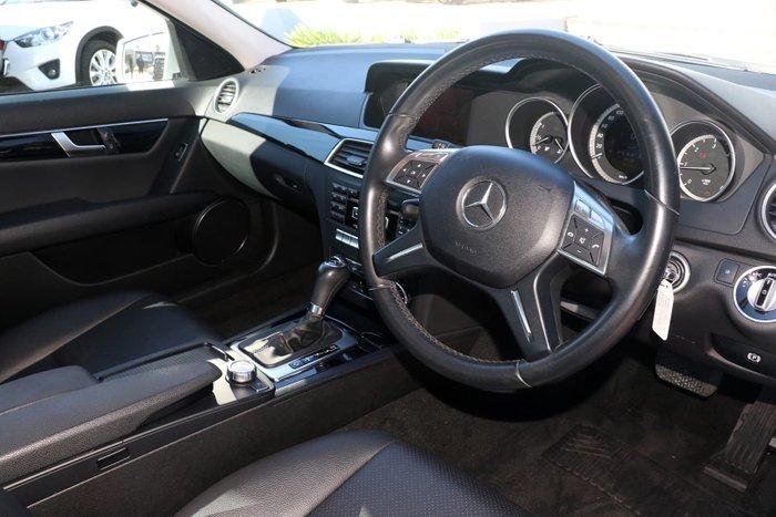 2011 Mercedes-Benz C200 CDI BlueEFFICIENCY W204 MY11 Silver