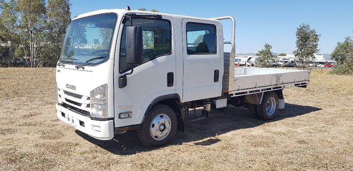 2018 Isuzu Nh Series NNR NH WHITE