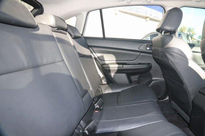2013 Subaru XV 2.0i-S G4X MY13 Four Wheel Drive Silver