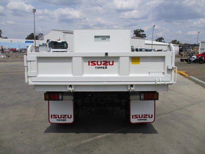 2019 ISUZU FRR 107-210 SWB TIPPER null null White