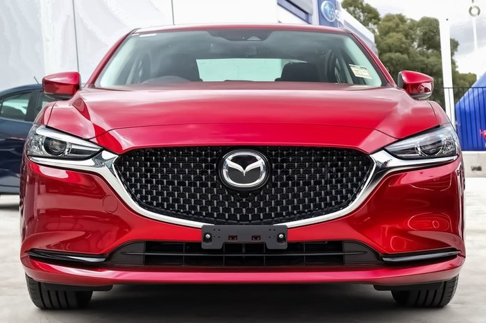 2019 Mazda 6 Sport GL Series Red