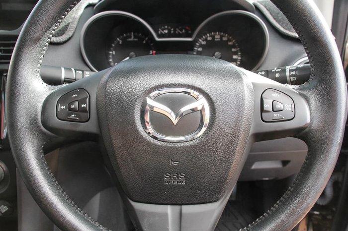 2018 Mazda BT-50 XTR UR 4X4 Dual Range Bronze