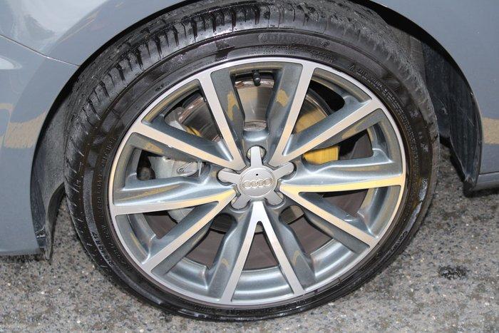 2016 Audi A1 Sport 8X MY17 Grey