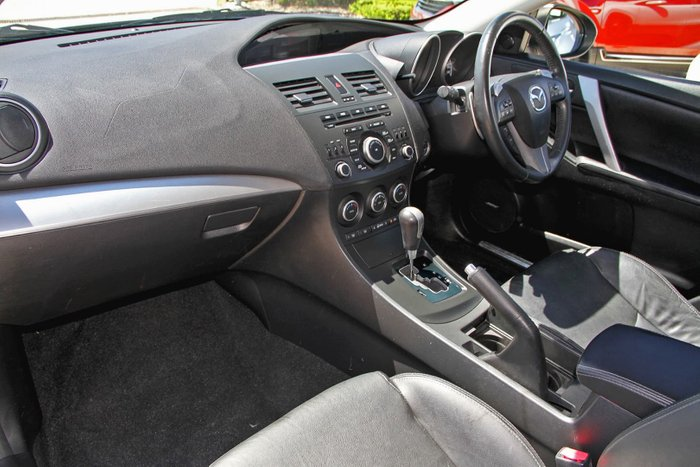 2011 Mazda 3 SP25 BL Series 2 Silver
