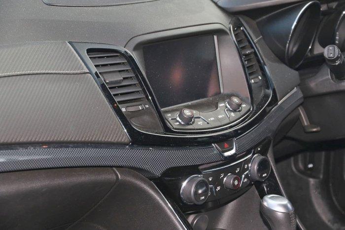 2013 Holden Commodore SV6 VF MY14 Black