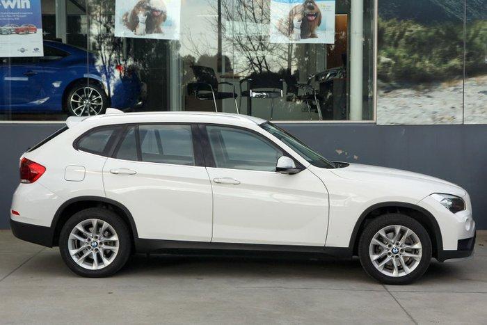 2015 BMW X1 sDrive18d E84 MY15 White