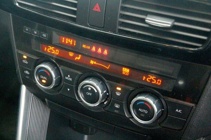 2014 Mazda CX-5 Maxx Sport KE Series MY14 4X4 On Demand Grey