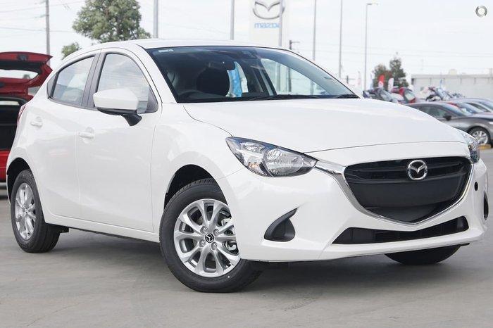 2019 Mazda 2 Maxx DJ Series White