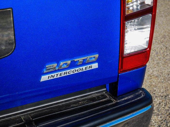 2019 Isuzu D-MAX LS-U MY19 4X4 Dual Range Blue